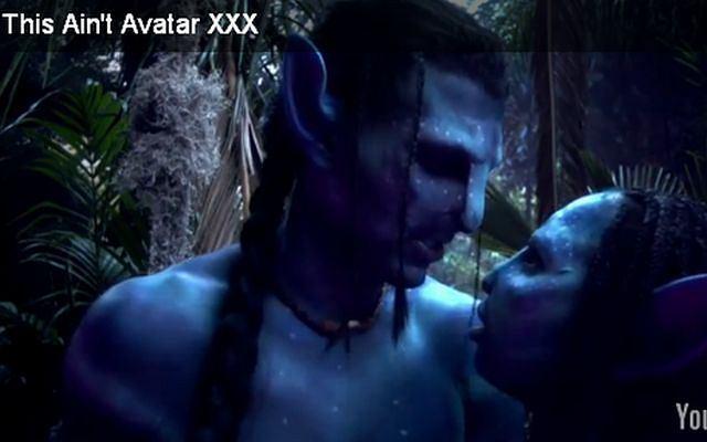Порно аватар фильм