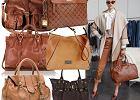 Przegl�d: torebki w odcieniach br�zu
