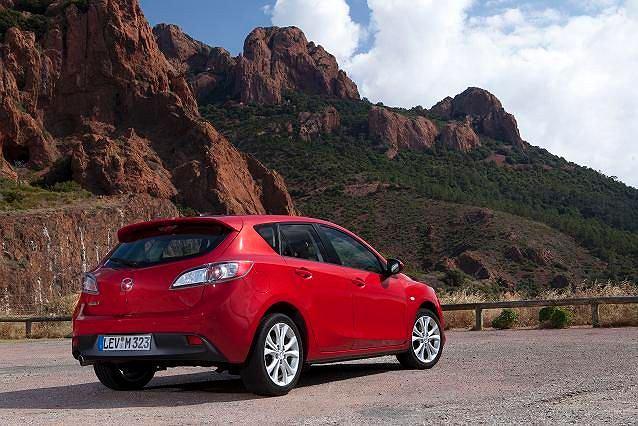 Mazda 3 1.6 MZ-CD 2011