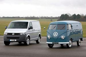 Kt�ra generacja VW Transportera podoba Ci si� najbardziej?