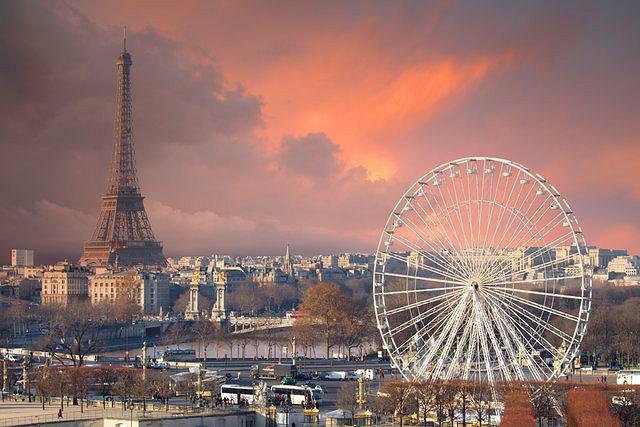 Pary� miasto zakochanych