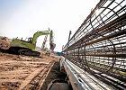 Wykonawca wycofuje si� z budowy autostrady na Euro