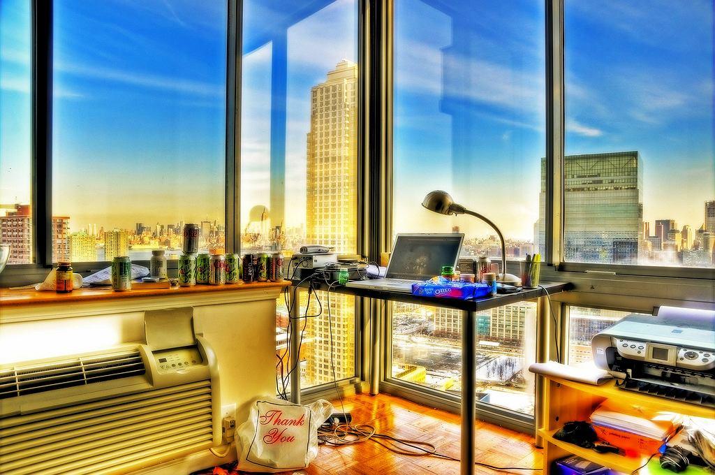 Biuro w start-upie