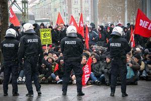 Drezno zablokowa�o marsz neofaszyst�w. A Warszawa?