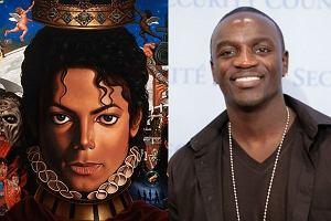 Michael Jackson i Akon
