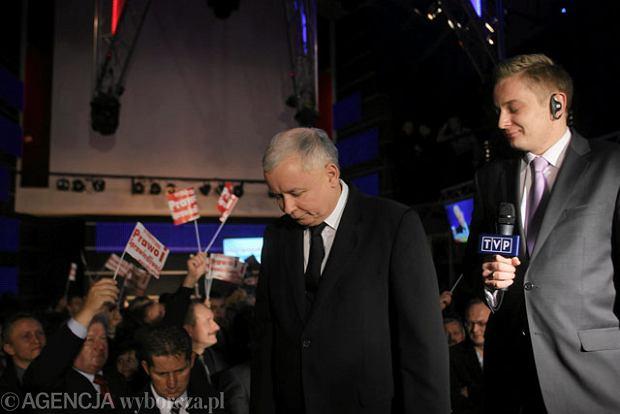 J. Kaczyński: Czas PO się kończy. Wygralibyśmy, gdyby nie perfidna akcja...