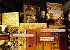 Turr�ny kusz�ce ze sklepowych wystaw, tworz� �wi�teczny klimat