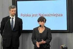 Klub PJN ma nowego szefa. Kluzik-Rostkowsk� zast�pi� Pawe� Poncyljusz
