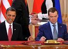 Miedwiediew chwali Obamę