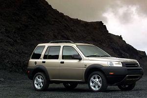 Land Rover Freelander (1997-2006) - opinie Moto.pl