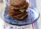 Minisandwicze z serem, szynk� i gorczyc�