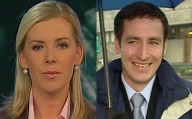 Dziennikarze TVN24 pobrali si�