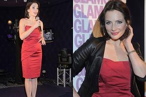 Anna Dereszowska pojawiła się na imprezie Perły Mądrości magazynu Glamour. Zobaczcie, jak wyglądała.