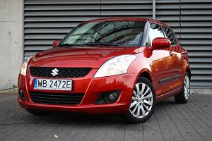 Suzuki Swift 1.2 VVT | Za kierownic�