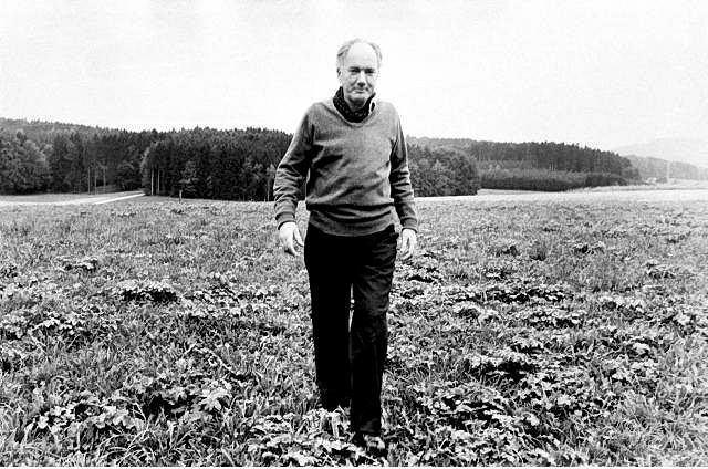 Thomas Bernhard. Włochy, 1982