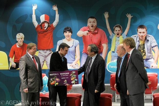 Euro 2012. Up�ywa termin aplikowania o bilety