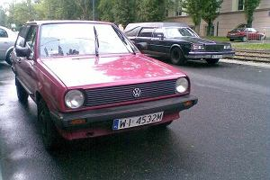 Czy to VW Polo pana m?