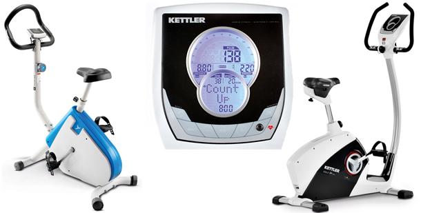 rowery, siłownia, fitness, Domyos, Kettler