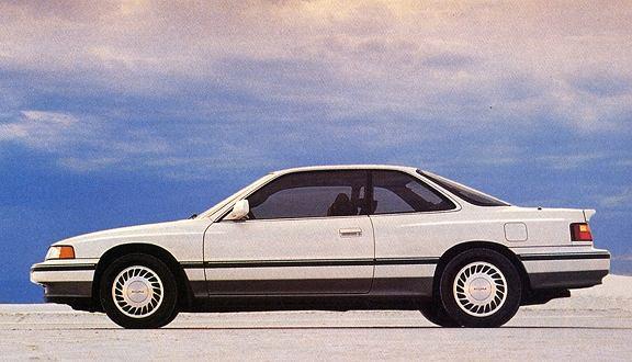 1990 Acura Legend Coupe