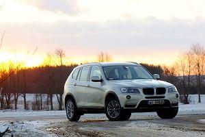BMW X3 xDrive20d - test | Za kierownicą