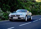 Mercedes SLK - test | Pierwsza jazda