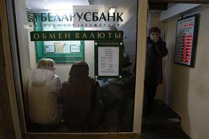 Bia�oru� zdewaluowa�a swojego rubl