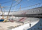 Tragiczny wypadek na budowie Stadionu Narodowego