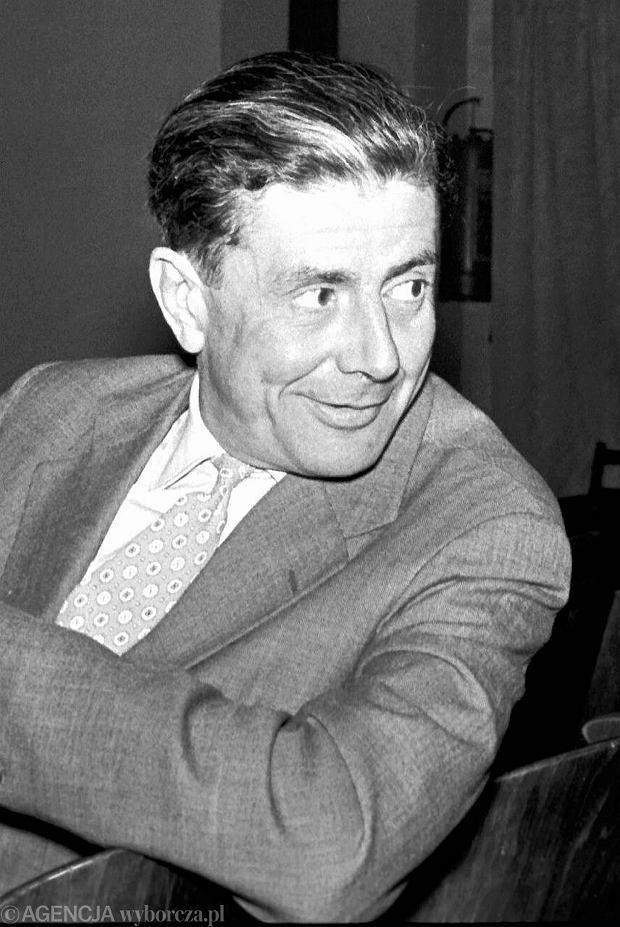 G�owacki wspomina Janusza Minkiewicza
