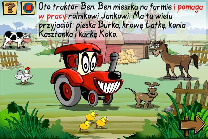 Traktor Ben