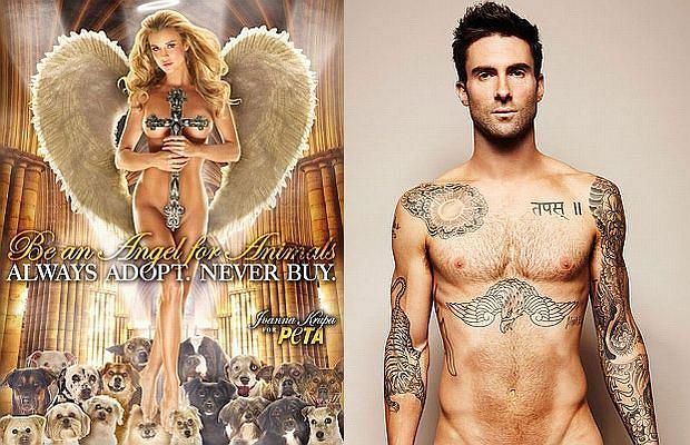 Joanna Krupa dała kosza wokaliście Maroon 5