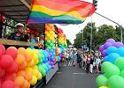 Prada Równości na ulicach Warszawy