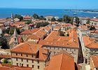 Chorwacja. Zadar - stolica p�nocnej Dalmacji