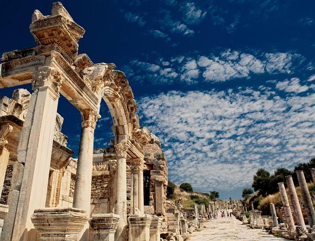 Turcja. Zwiedzamy Selçuk i Efez