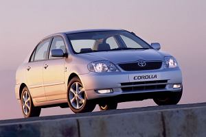 Toyota Corolla (2001 - 2007) - opinie Moto.pl