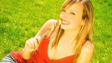 Słodkości, słońce... Do kompletu przydałaby się wakacyjna miłość