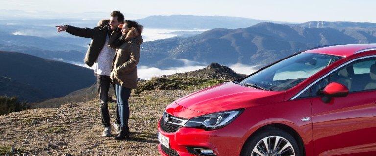 Praktyczne kombi klasy kompakt - Opel Astra Sports Tourer