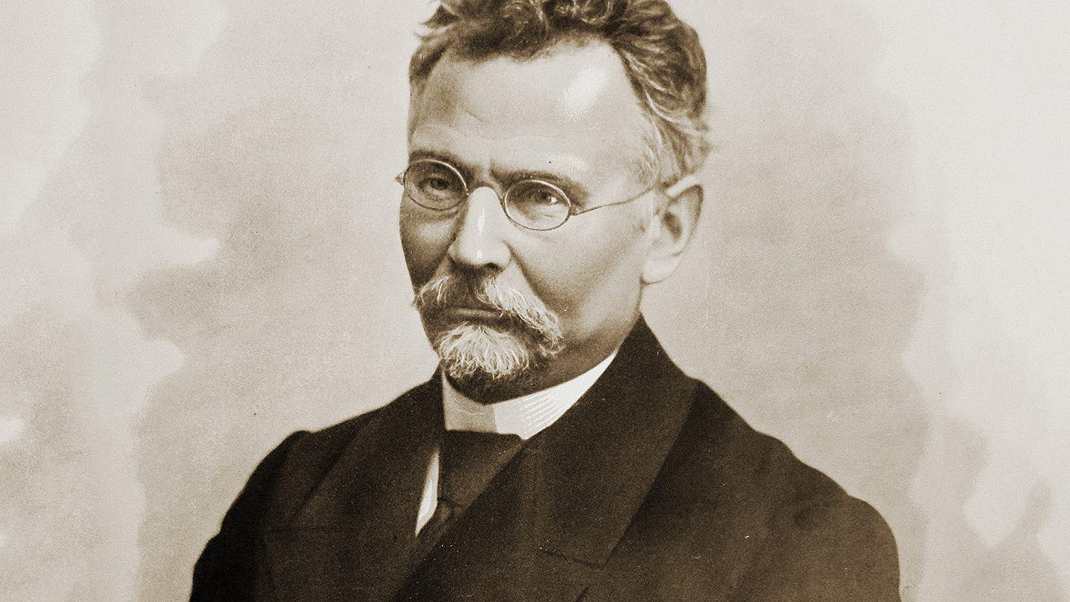 Bolesław Prus ok. 1890 r.