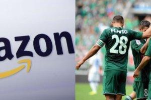 Czy koncern Amazon chce zosta� sponsorem tytularnym stadionu we Wroc�awiu?