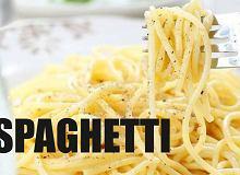 Domowy makaron spaghetti - ugotuj