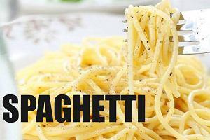 Jak przygotować domowy makaron spaghetti? [łatwy przepis]