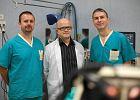 Innowacyjny zabieg w Gda�sku. Wszczepili pacjentce defibrylator pod sk�r�