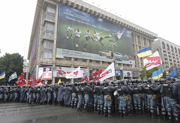 Ukrai�ska wojna o j�zyk