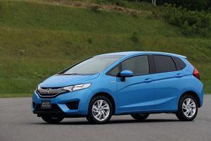 Honda Fit, czyli Jazz po raz trzeci