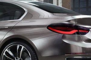 BMW Concept Compact Sedan | Zapowiedź małego sedana