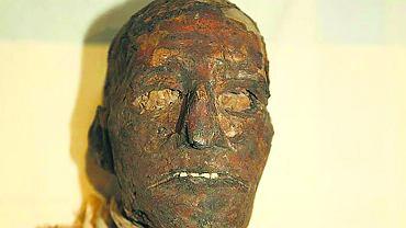 Mumia Ramzesa III. Za jego panowania Egipt po raz ostatni odegrał na Bliskim Wschodzie rolę prawdziwego mocarstwa