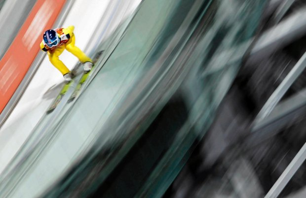 Soczi 2014. Skoki narciarskie. By�y skoczek wyja�nia s�abe wyniki Norweg�w