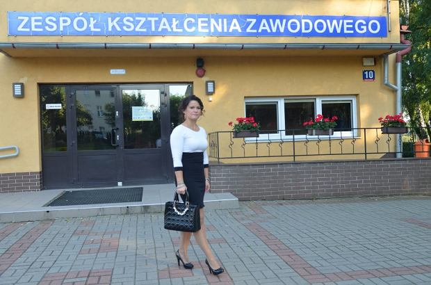 bc6b60890d Pani Ilona dostała naganę od dyrektora szkoły.