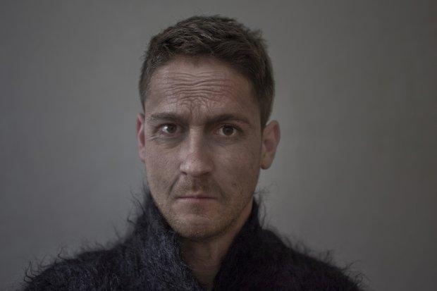 Michał Żak, autoportret