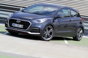 Hyundai i30 Turbo | Test | Podkr�cone oczekiwania