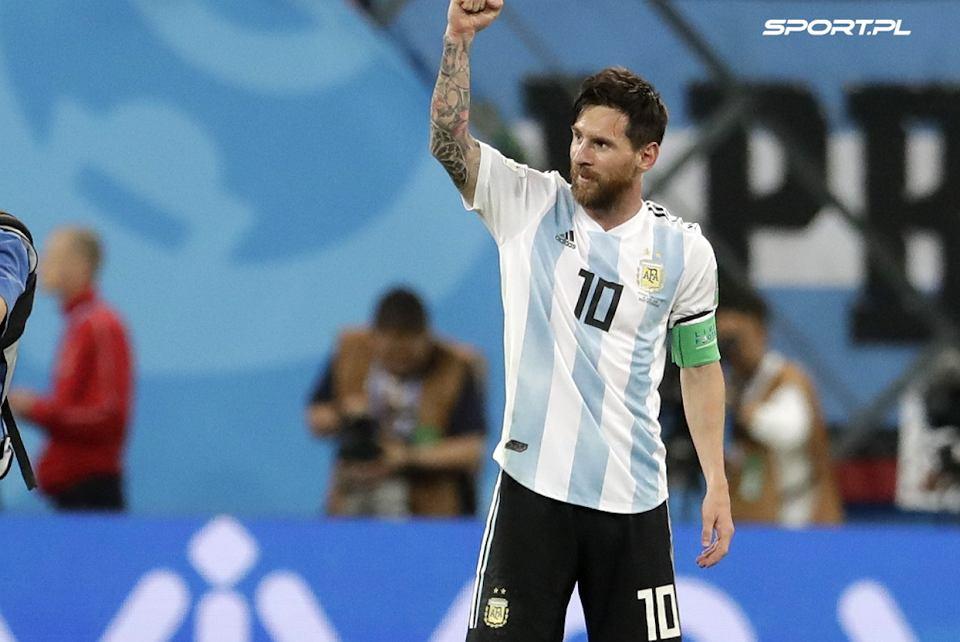 eab58dff3 Reprezentacja Argentyny odpadła z mistrzostw świata w Rosji w 1/8 finału.  Zespół Jorge Sampaoliego przegrał z Francją 3:4 i pożegnał się z marzeniami  o ...